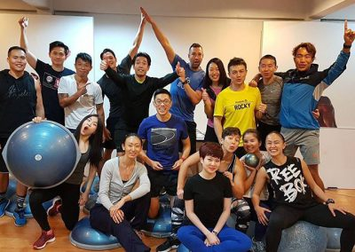 BOSU family of Master Trainers